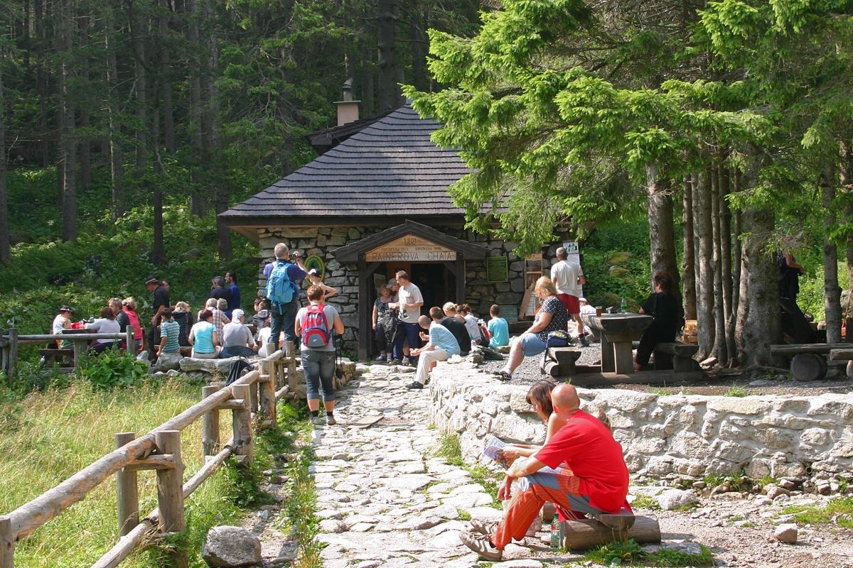 U Rainerovy chaty