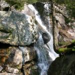 Vodopády Studeného potoka II