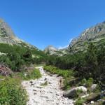 Mlynická dolina - Štrbský štít